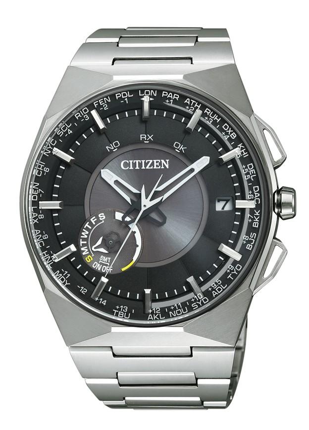 Citizen Satelite CC2006-53E Eco Drive Armbanduhr mit GPS