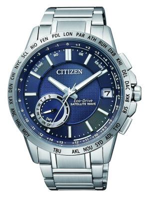 Citizen Satelite CC3000-54L Eco Drive Armbanduhr mit GPS