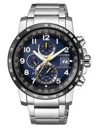 Citizen Herrenuhr Citizen Chronograph AT8124-91L