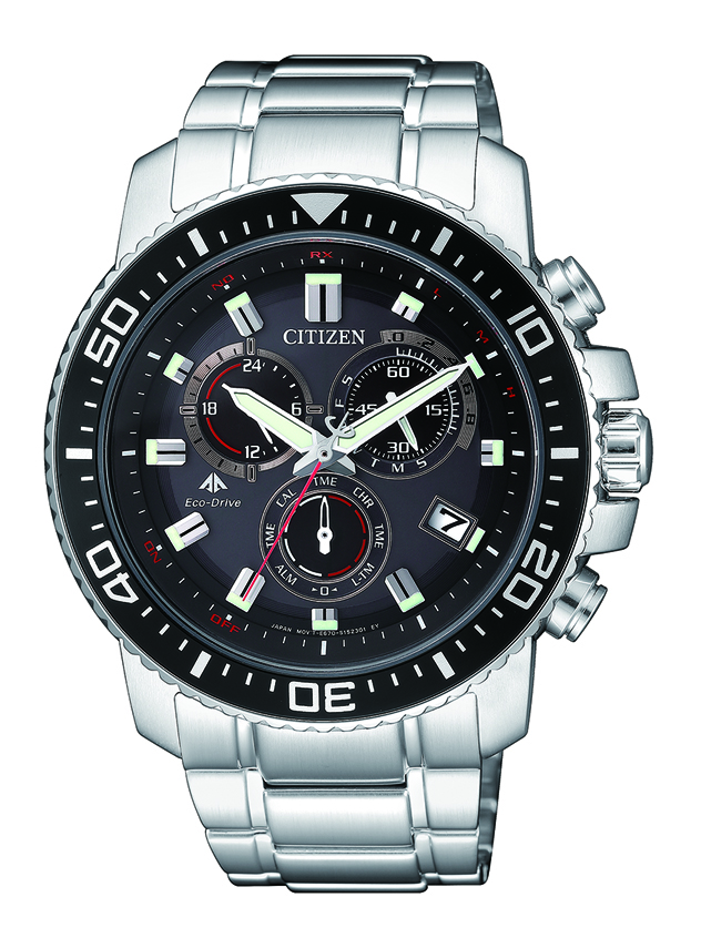 Citizen Herrenuhr Citizen Chronograph AS4080-51E