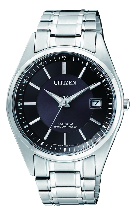 Citizen Funksolaruhr AS2050-87E