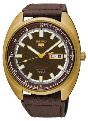 Seiko 5 Sports SRPB74K1 Retro Limited Edition