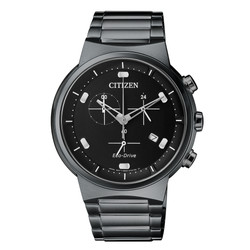Citizen Herren Chronograph Ecodrive AT2405-87E