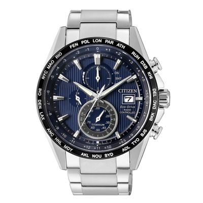 Citizen Titan Funksolar Ecodrive Chronograph AT8154-82L / AT8154