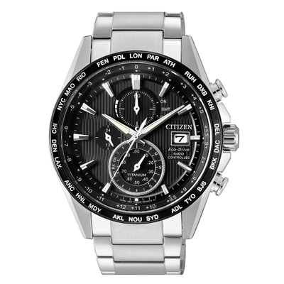 Citizen Titan Funksolar Ecodrive Chronograph AT8154-82E / AT8154