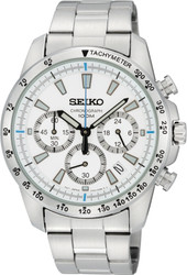 Seiko Männerchronograph SSB025P1 / SSB025 aus Edelstahl 001