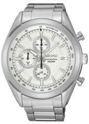 Seiko Männerchronograph SSB173P1 / SSB173 aus Edelstahl 001