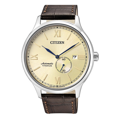 Citizen Automatik Titan Herrenuhr NJ0090-13P / NJ0090