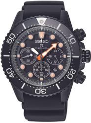 Seiko Black Series Prospex Solardiver Chronograph SSC673P1 / SSC673