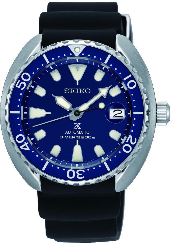 Seiko Automatik SRPC39K1 / SRPC39 Baby Turtle