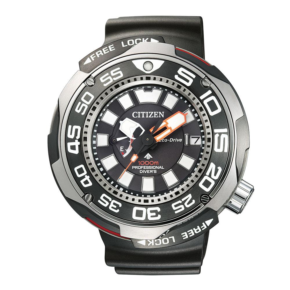 Citizen Promaster BN7020-09E Eco-Drive Professional Diver