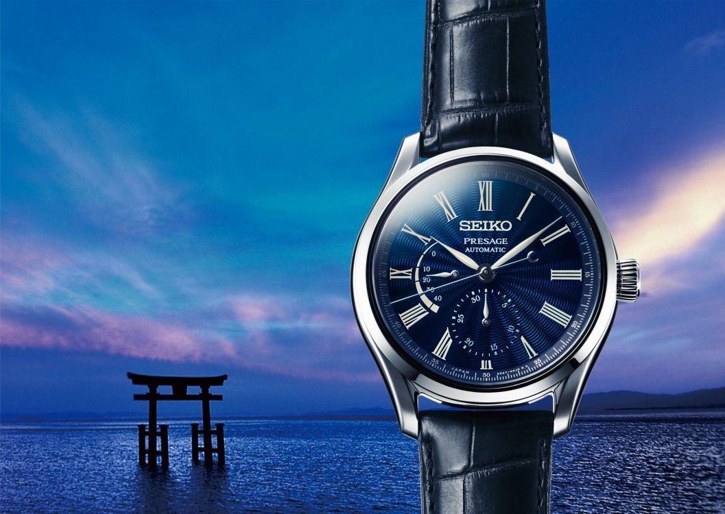 Bild 2 Seiko Presage SPB073 / SPB073J1 Shippo Enamel  Limited Edition