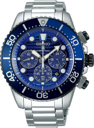 Seiko Prospex Solardiver Chronograph SSC675K1 / SSC675 Blue Ocean