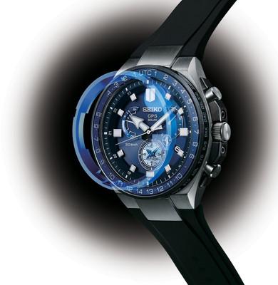 Seiko SSE167 / SSE167J1 GPS Executive Sports Line Dual Time Chronograph – Bild 3