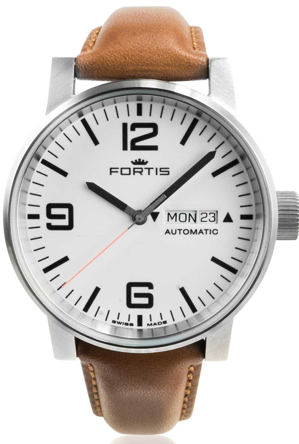 Fortis 623.10.12 L28 Cosmonautis Spacematic Steel Automatik