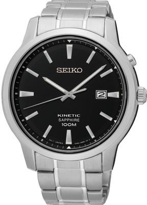 Seiko Kinetic Herrenuhr SKA741P1 mit Saphirglas