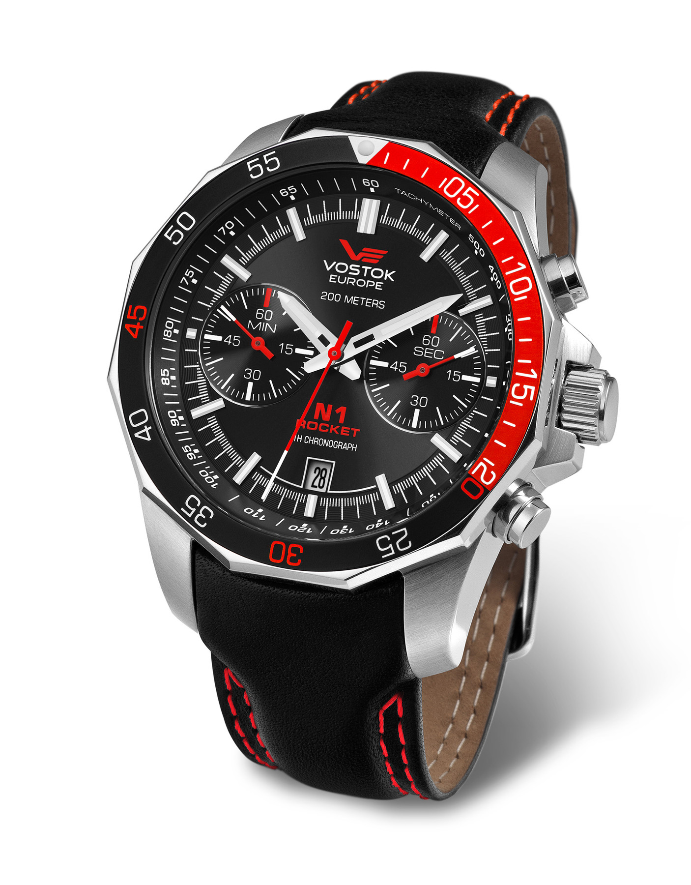 Vostok Europe Rocket N1 6S21-2255295 Chronograph