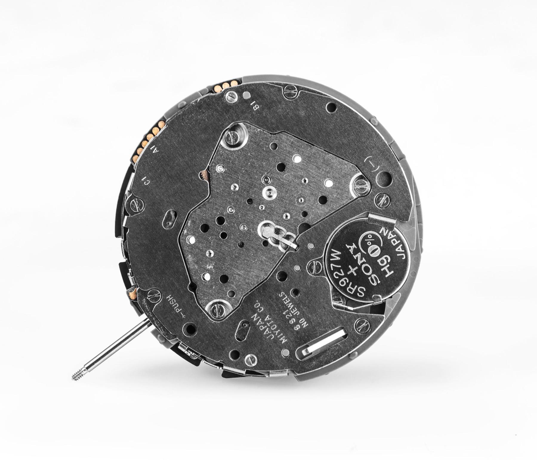 Bild 2 Vostok Europe Ekranoplan 6S21-546C512 Chronograph mit Trigalights
