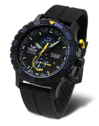Vostok Europe Expedition Everest Underground YM8J-597C547 Alarmchrono 001