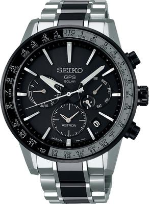 Seiko Astron GPS Chronograph SSH011J1 / SSH011 Solaruhr