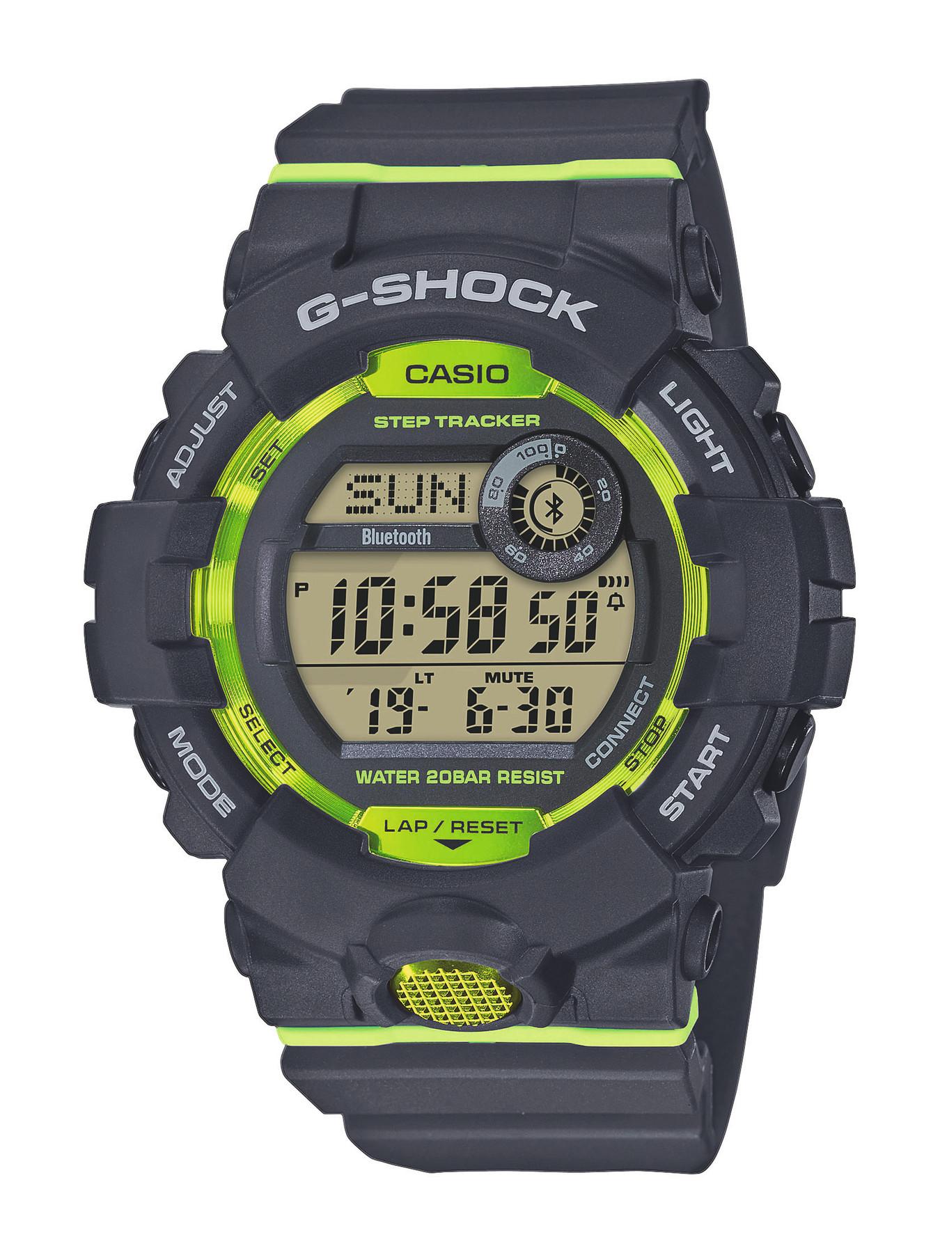 Casio G-Schock GBD-800-8ER Herrenchrono
