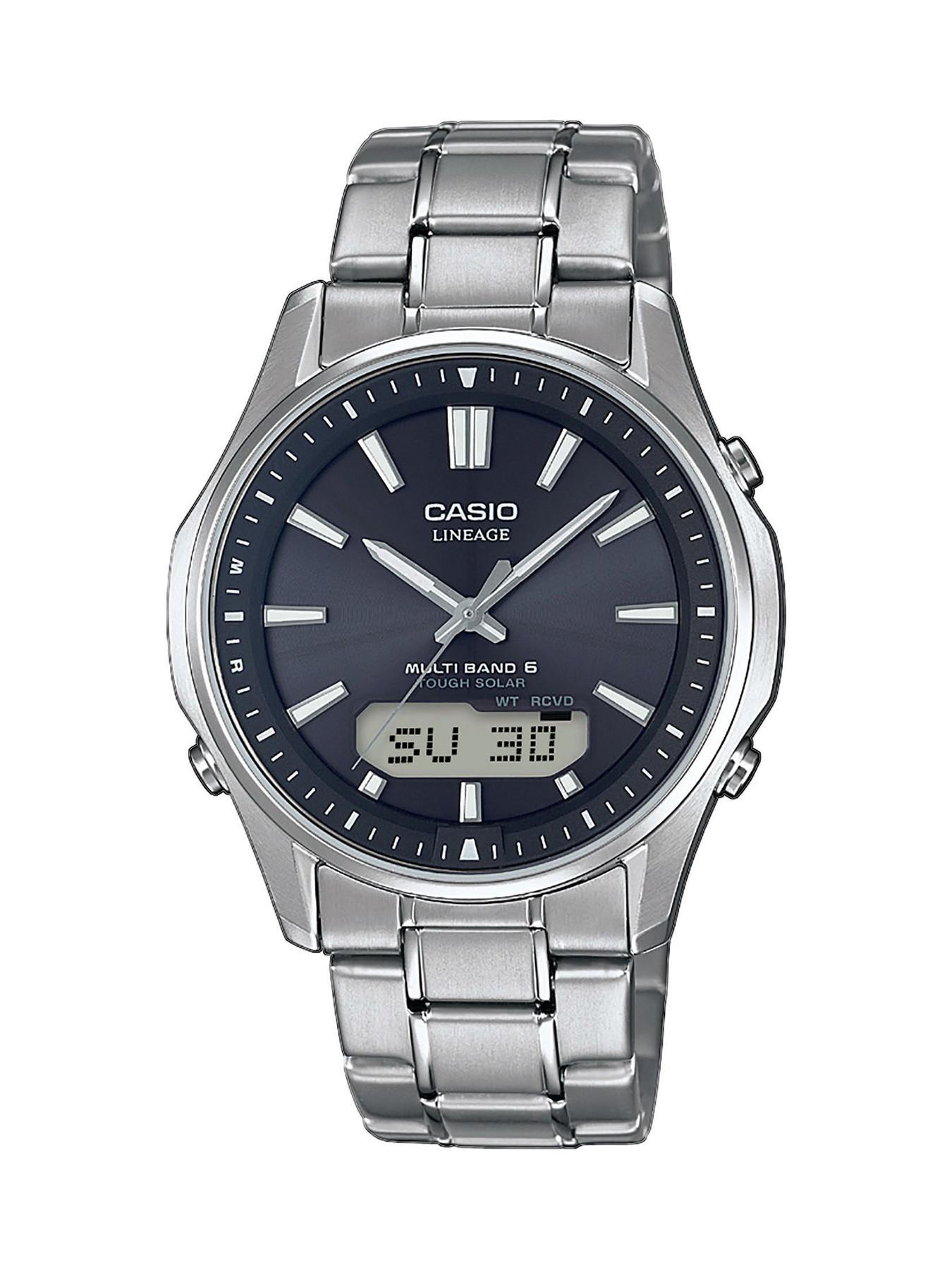 Casio Funkuhr Solar Lineage LCW-M100TSE-1AER