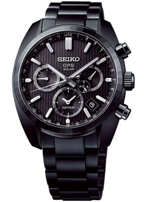 Seiko Astron GPS Chronograph SSH023J1 / SSH023 Solaruhr Limited Edition