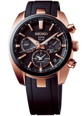 Seiko Astron GPS Chronograph SSH024J1 / SSH024 Solaruhr