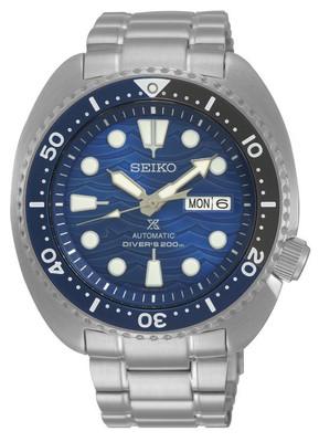 Seiko Prospex Turtle Automatik SRPD21K1 / SRPD21 Save the Ocean