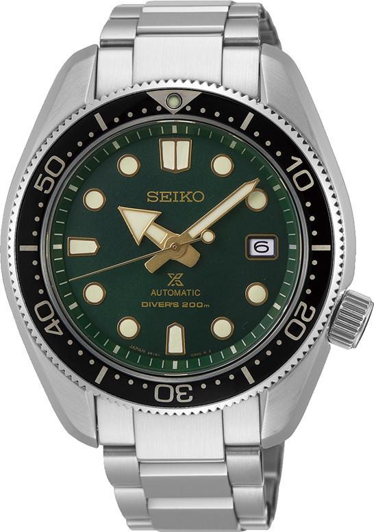Seiko SPB105J1 / SPB105 Prospex Automatik Diver mit Saphirglas