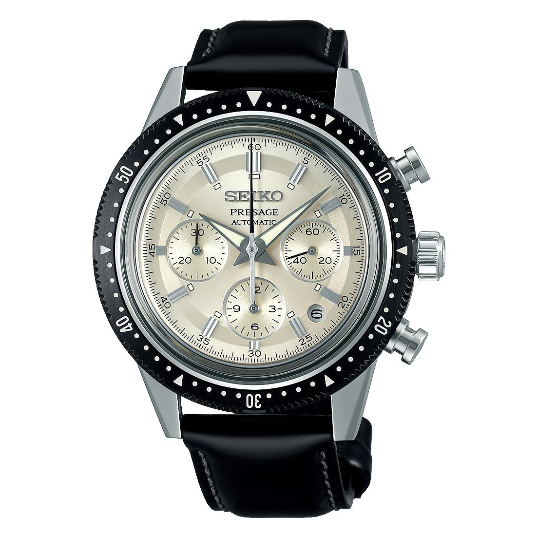 Seiko Automatik Chronograph Presage SRQ031 / SRQ031J1 Limited Edition