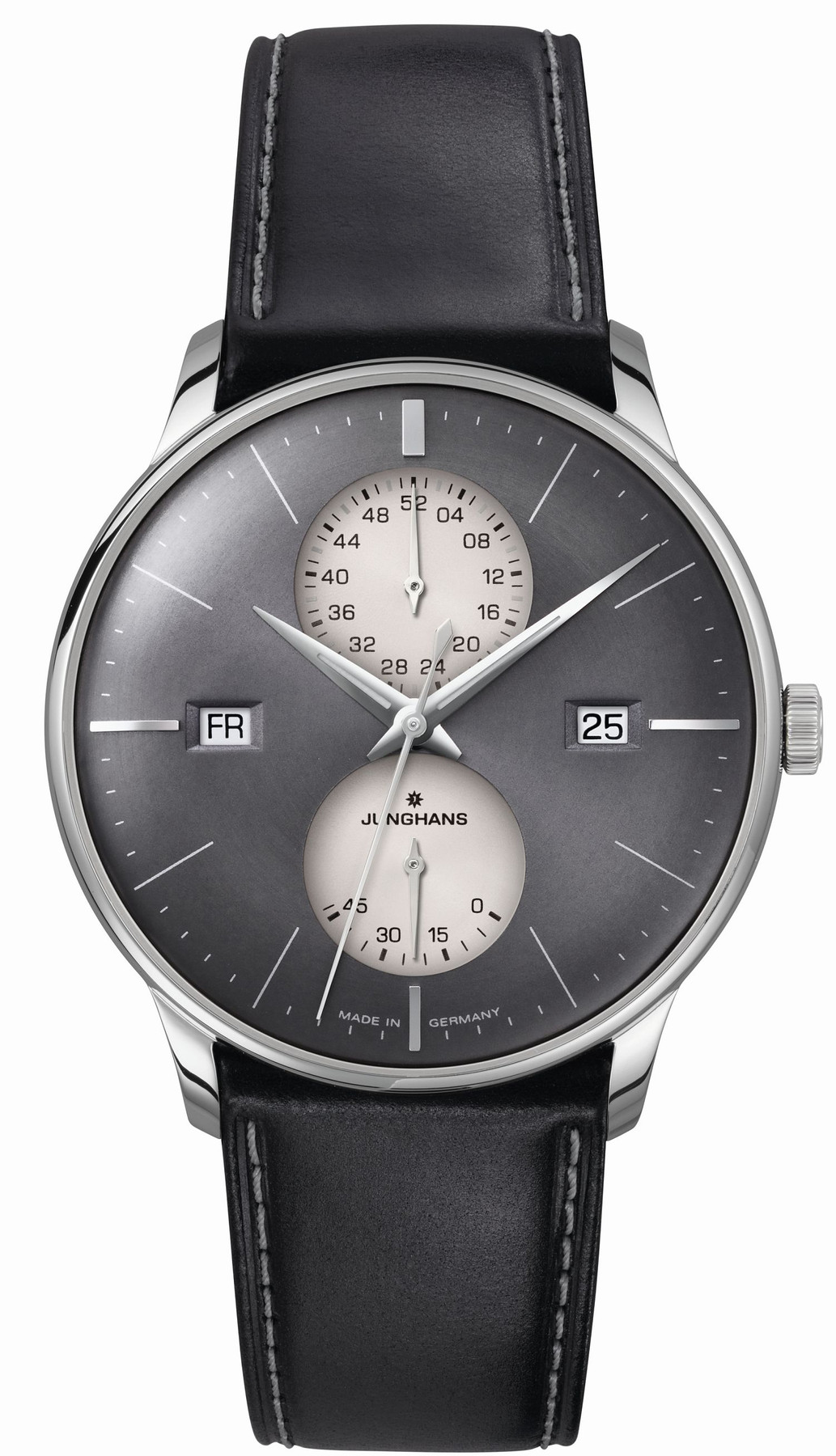 Junghans Meister Agenda Automatik Armbanduhr 027/4567.00