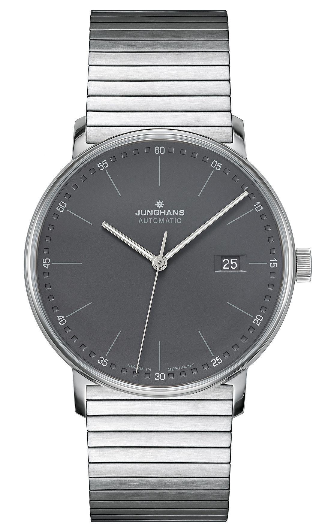 Junghans FORM A Automatik Armbanduhr 027/4833.44