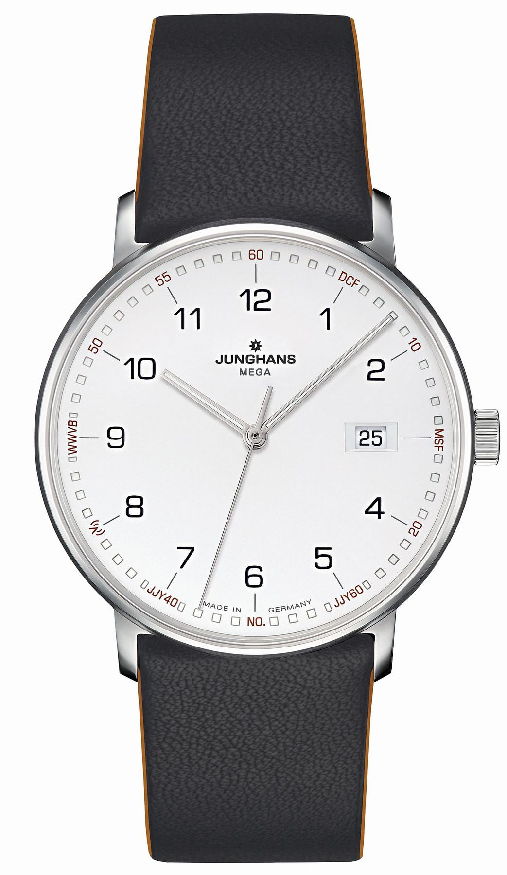 Junghans FORM MEGA Funk Armbanduhr 058/4931.00