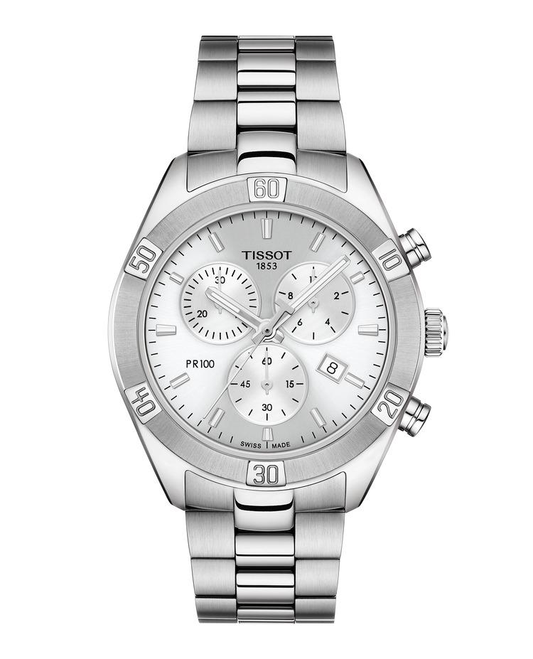 Tissot PR 100 Sport Chic Chronograph T101.917.11.031.00 / T1019171103100