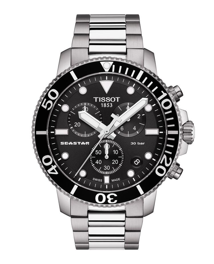 Tissot Seastar 1000 Chronograph T120.417.11.051.00 / T1204171105100