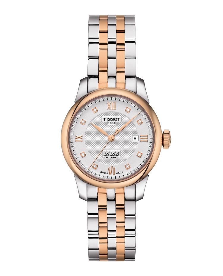 Tissot Le Locle Automatic Lady Special Edition T006.207.22.036.00 / T0062072203600 Diamantuhr
