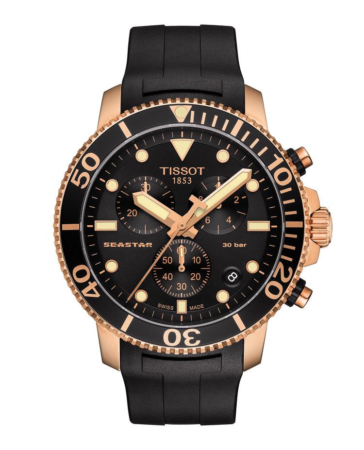Tissot Seastar 1000 Chronograph T120.417.37.051.00 / T1204173705100