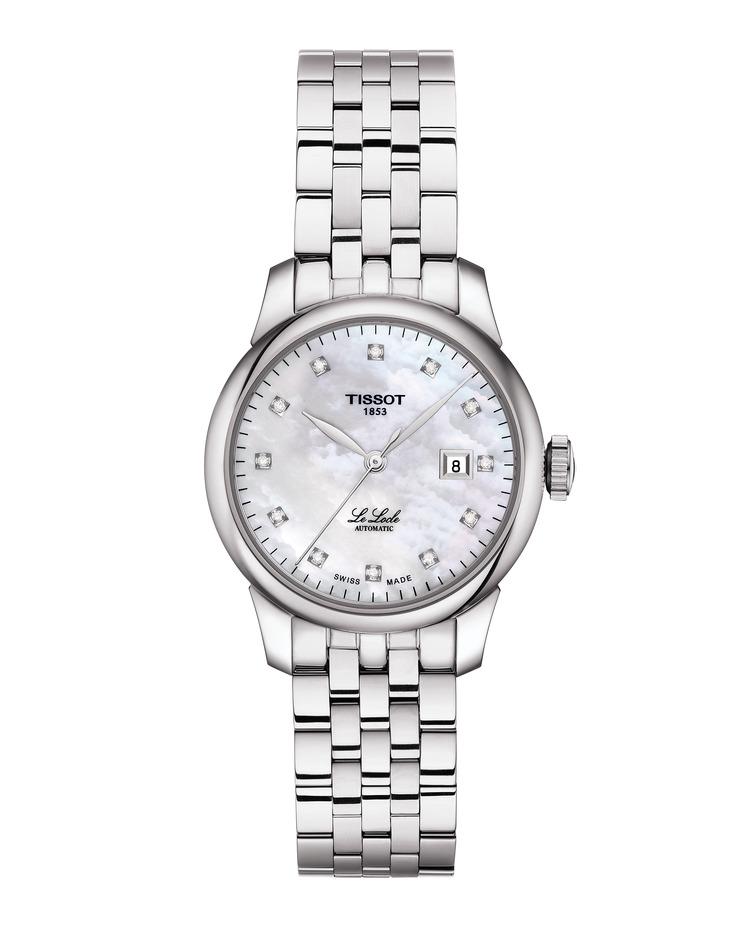 Tissot Le Locle Automatic Lady (29.00) T006.207.11.116.00 / T0062071111600 Diamantuhr