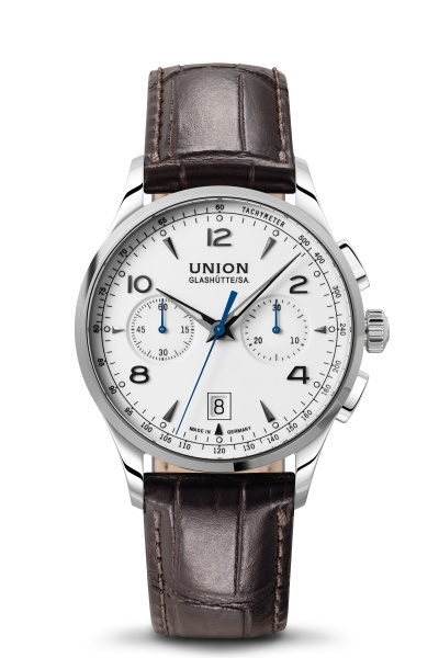 UNION Glashütte / SA. Union Glashütte Noramis Chronograph D008.427.16.017.00