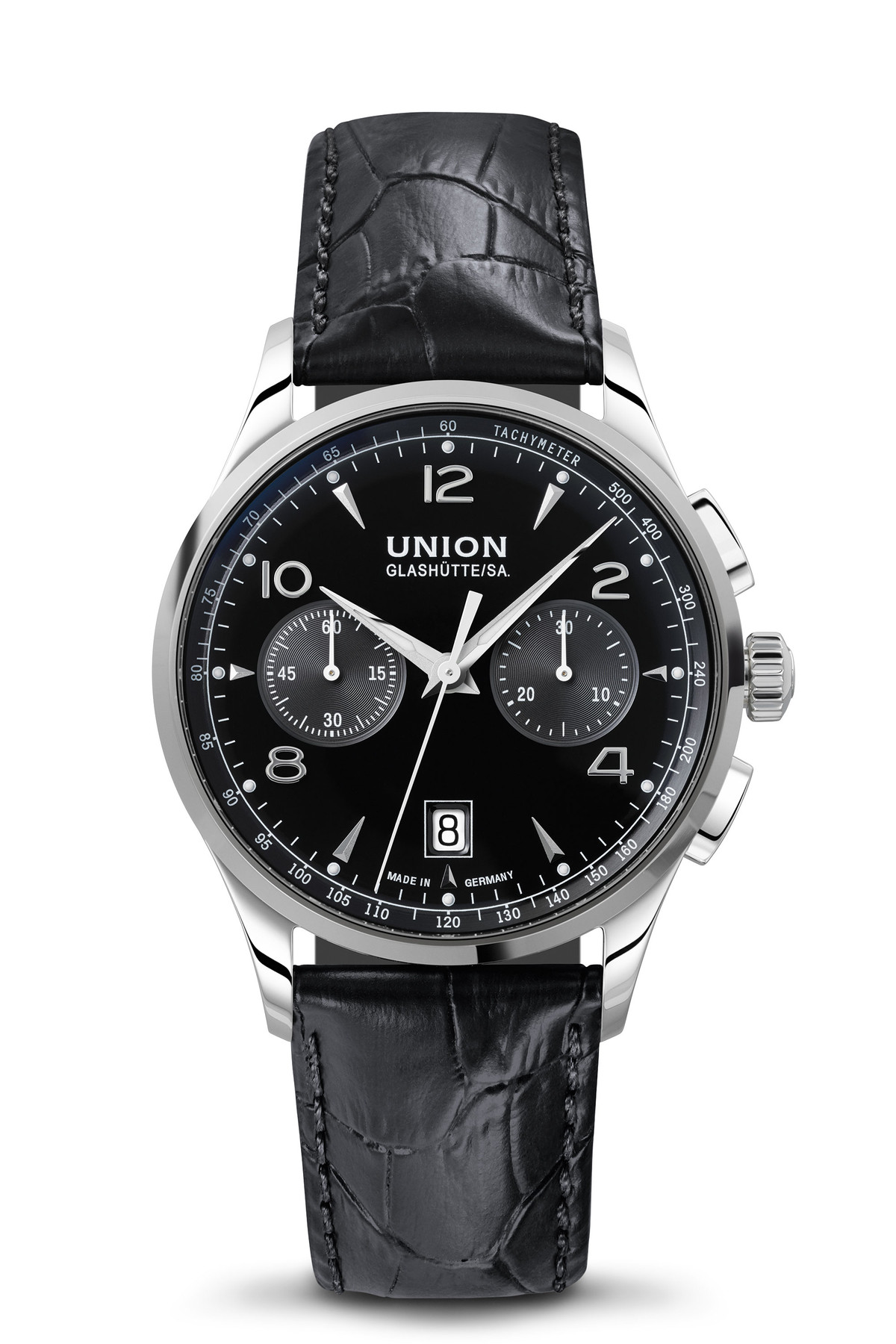 UNION Glashütte / SA. Union Glashütte Noramis Chronograph D008.427.16.057.00