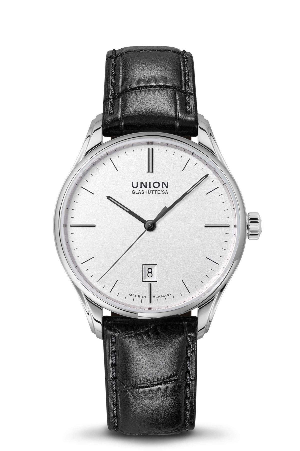 Union Glashütte Viro Datum 41 mm D011.407.16.031.00