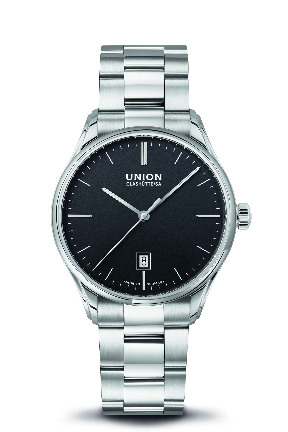 Union Glashütte Viro Datum 41 mm D011.407.11.051.00
