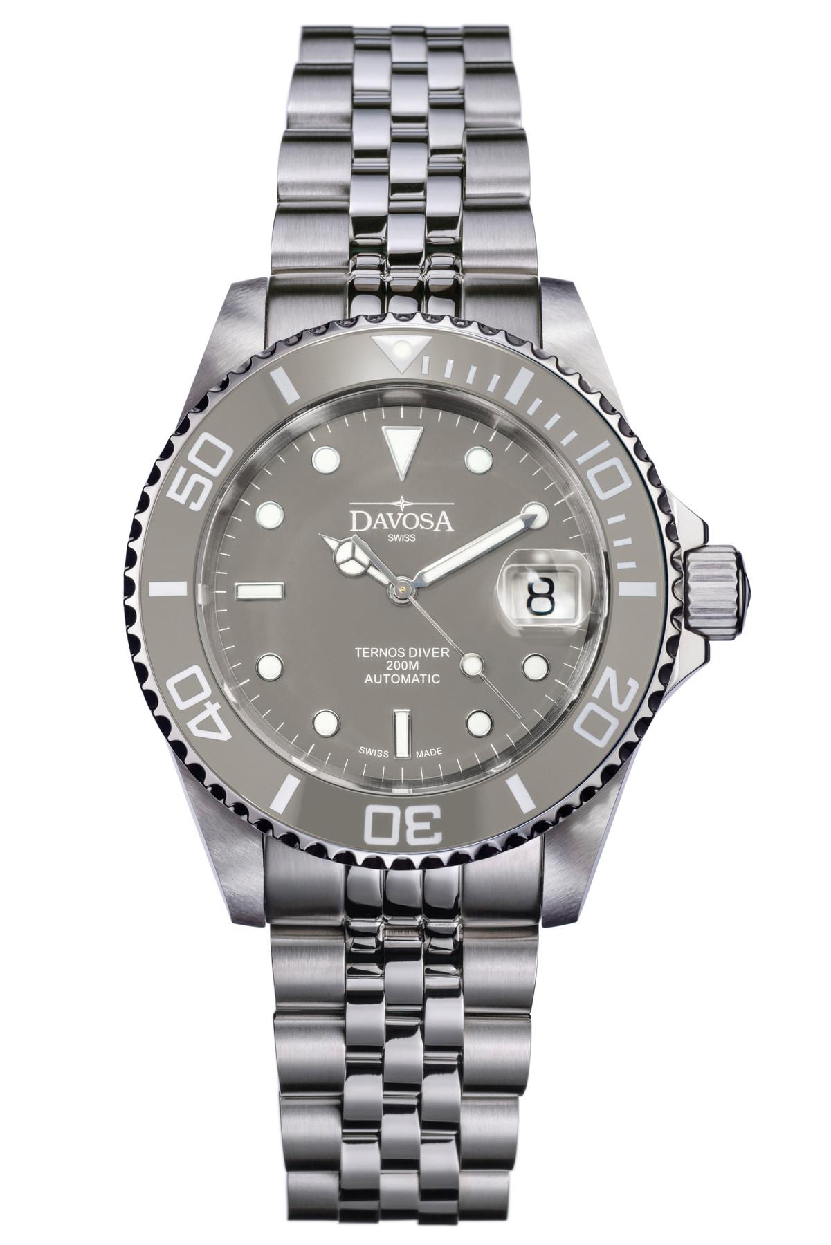 Davosa Ternos Ceramic Automatic Diver 161.555.02 |  16155502 PentaLink