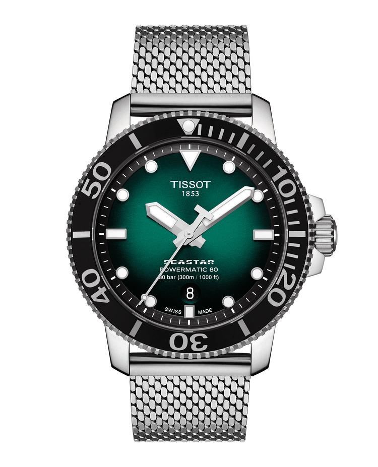 Tissot Seastar 1000 Powermatic 80 T120.407.11.091.00 / T1204071109100