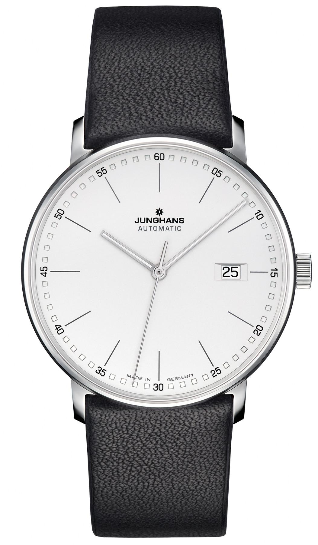 Junghans FORM A Automatik Armbanduhr 027/4730.00   27473000