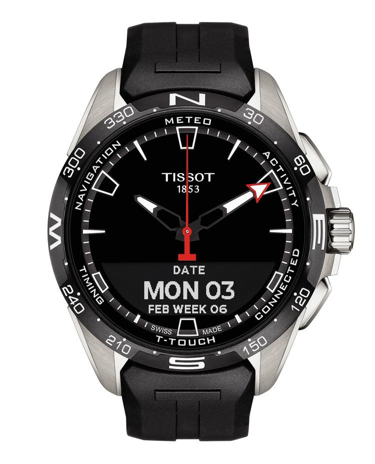 TISSOT T-TOUCH CONNECT SOLAR T121.420.47.051.00 / T1214204705100