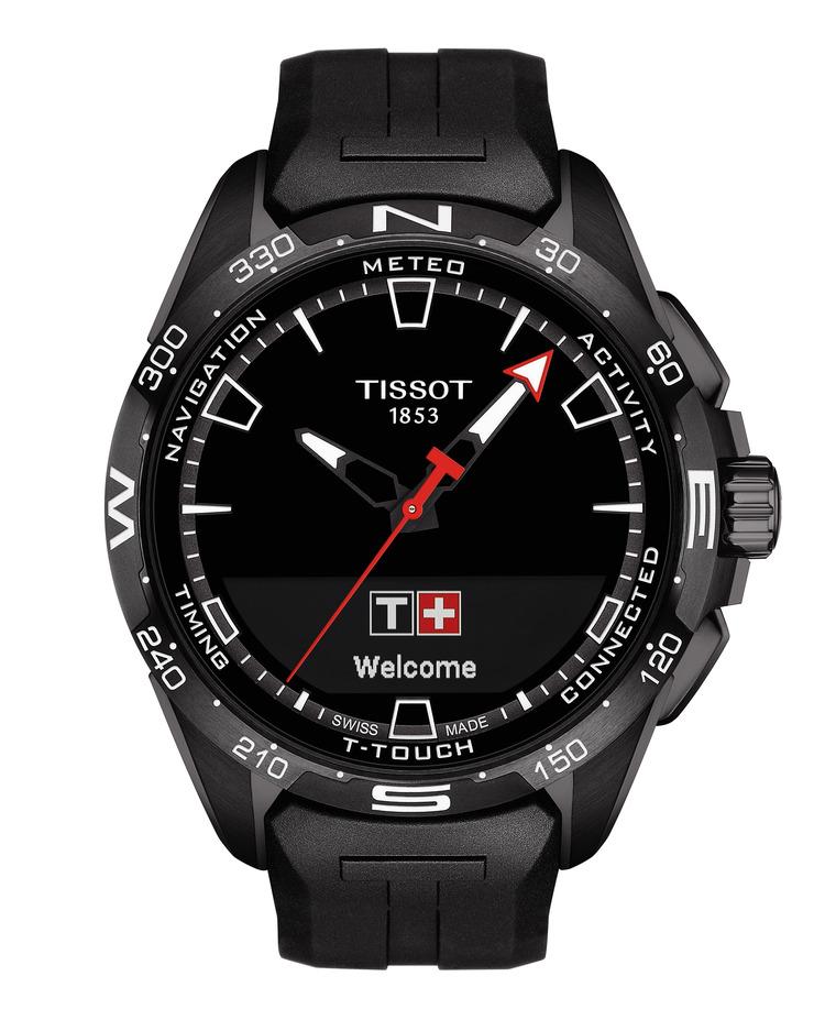TISSOT T-TOUCH CONNECT SOLAR T121.420.47.051.03  / T1214204705103