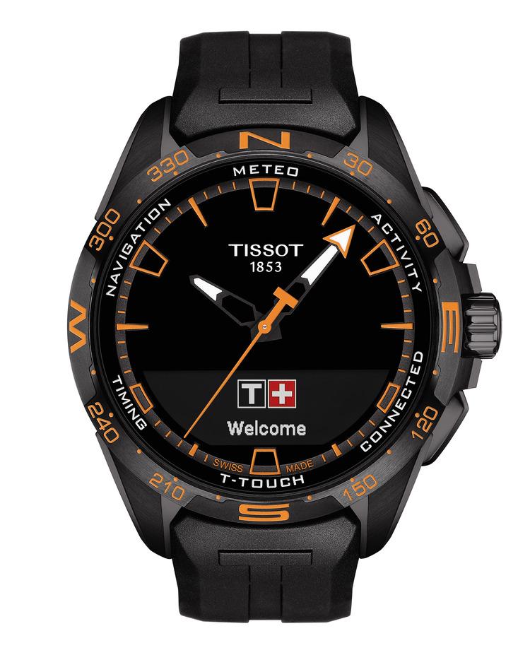 TISSOT T-TOUCH CONNECT SOLAR T121.420.47.051.04  / T1214204705104