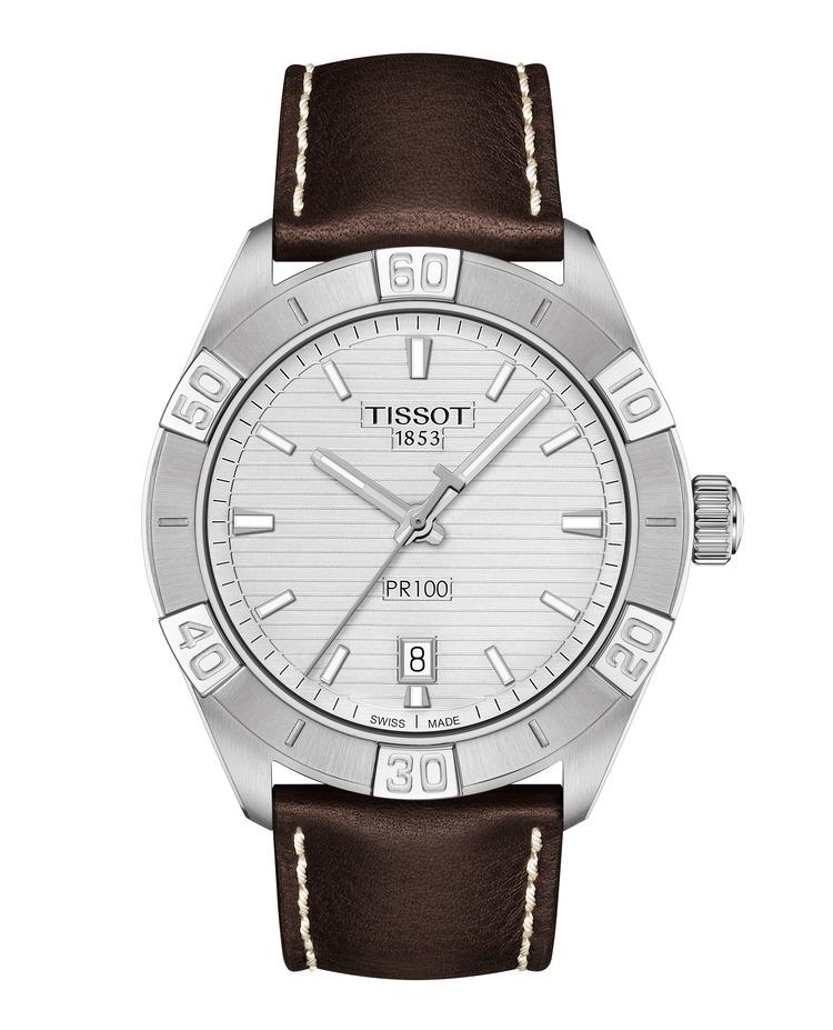 Tissot PR 100 Sport Gent Quarz Herrenuhr T101.610.16.031.00 / T1016101603100